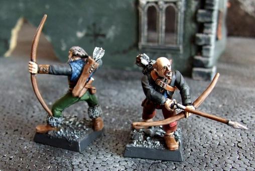 Aldhick's gangs Marksmen